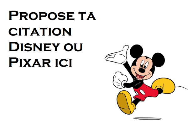 Propose ta citation
