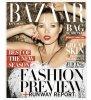 'KATE ''en couverture de l'Harper's Bazaar'