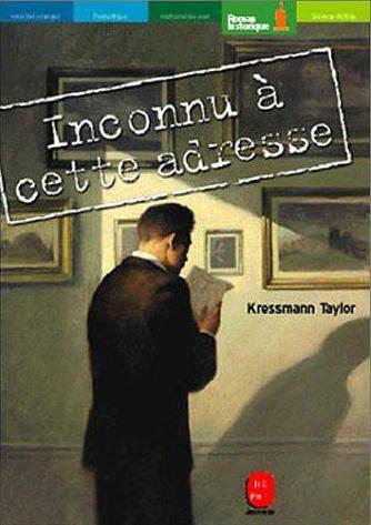Livre de TAYLOR Kressmann que ma fille doit lire en 4 ième