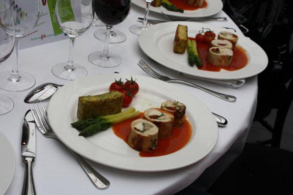repas du nouvel-an 2011
