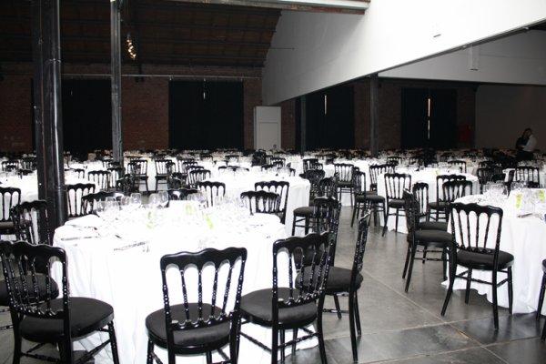 Salle du repas de nouvel-an