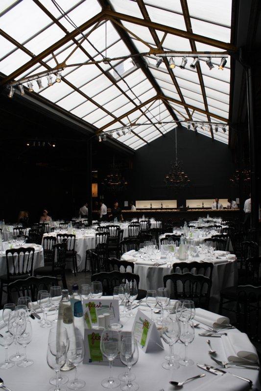 salle de repas du nouvel an 2011