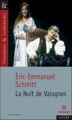 Eric-Emmanuel Schmitt La Nuit de Valognes