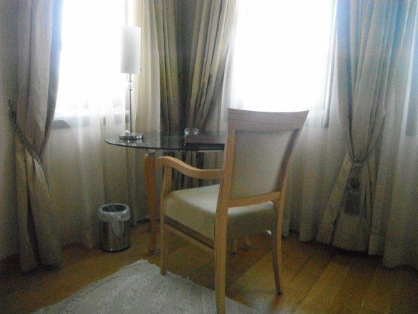 Chambre de l'hôtel