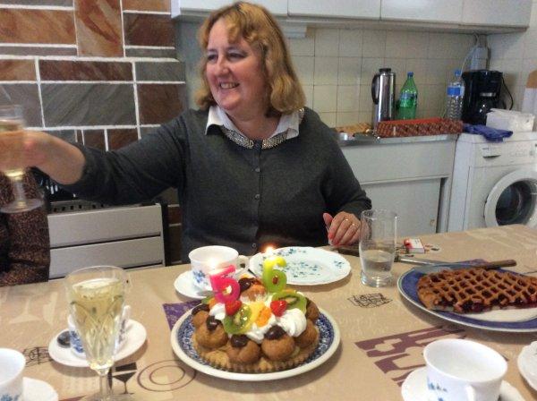 Chez Nono pour fêter mes 56 ans