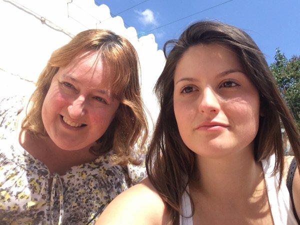 Florence et moi le mercredi 10 juin 2015 à 15:06