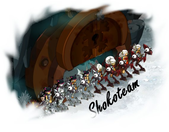 Team Shokopops et Commerce !