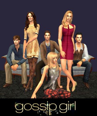 Gosspi Girl ( Jeux )