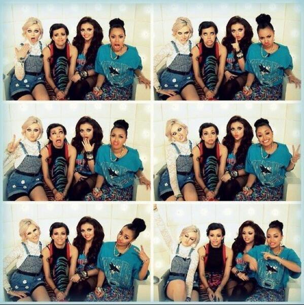 Little Mix *-* ♥ Dans La Boîte A Questions 2013 ♥