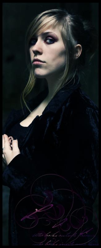Miss Black  Photographe : Luthiae