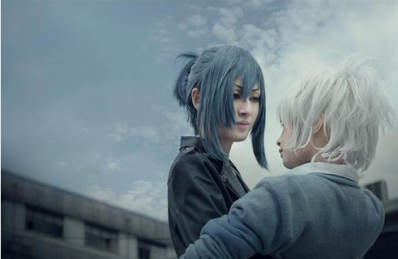 Nezumi et Shion - NO.6