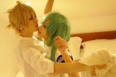 Hagaren & Miku - Vocaloid