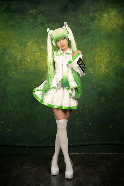 Miku Hatsune - Vocaloid