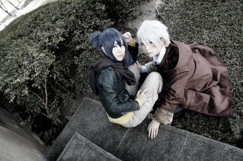 NO.6 - Shion & Nezumi