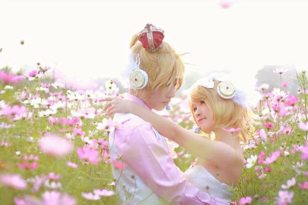 Rin & Len - Vocaloid