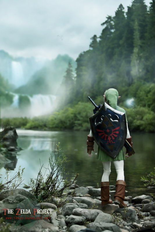 Link - The legend of Zelda