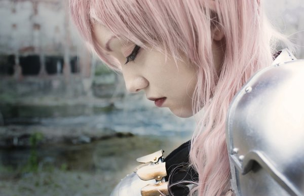 Final Fantasy 13-2 - Lightning