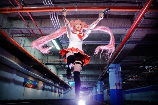 Aria The Scarlet Ammo -Aria Holmes Kanzaki