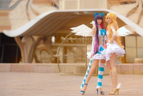 Panty & Stocking with Garterbelt