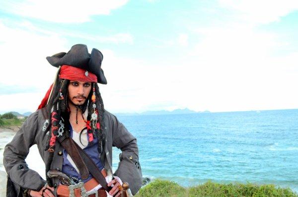 Jack Sparrow - Pirates des Caraïbes