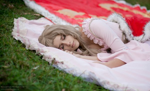 Nunnally - Code Geass