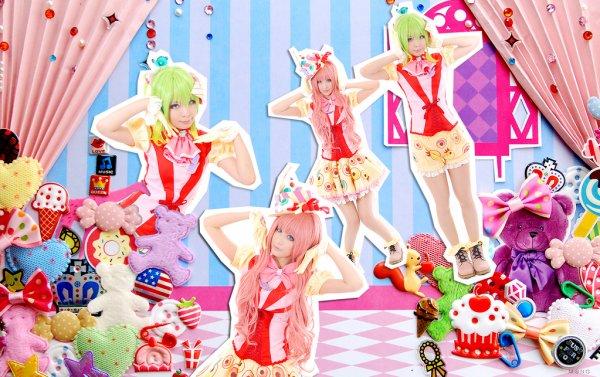 Luka & Gumi - Vocaloid