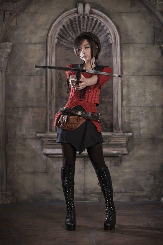 Diablo 3 - Leah