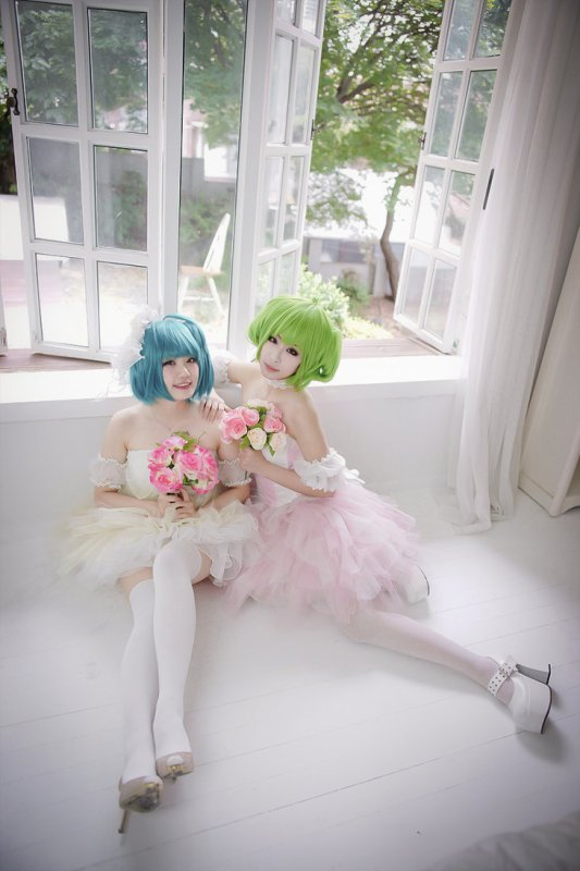 Macross Frontier - Ranka Lee