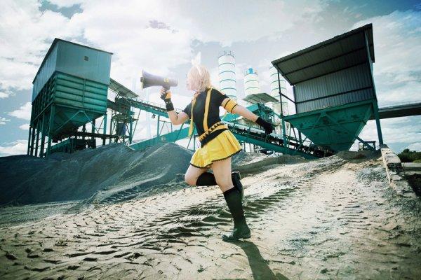 Rin & Len Kagamine - Vocaloid