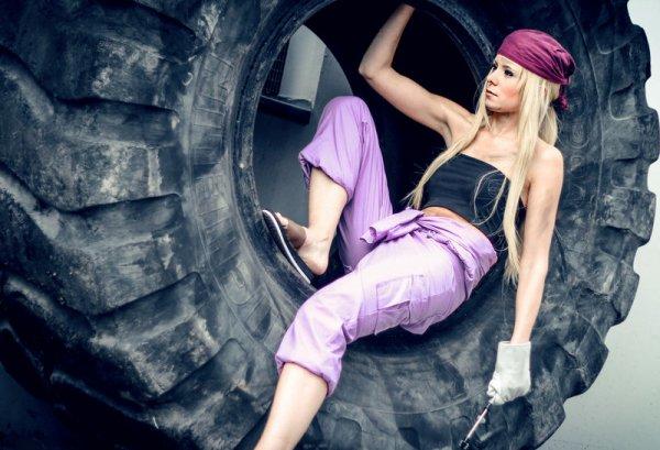 Fullmetal alchemist - Winry Rockbell