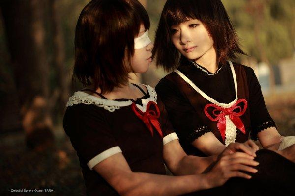 Fatal Frame 2 Crimson Butterfly - Mio Amakura & Mayu Amakura