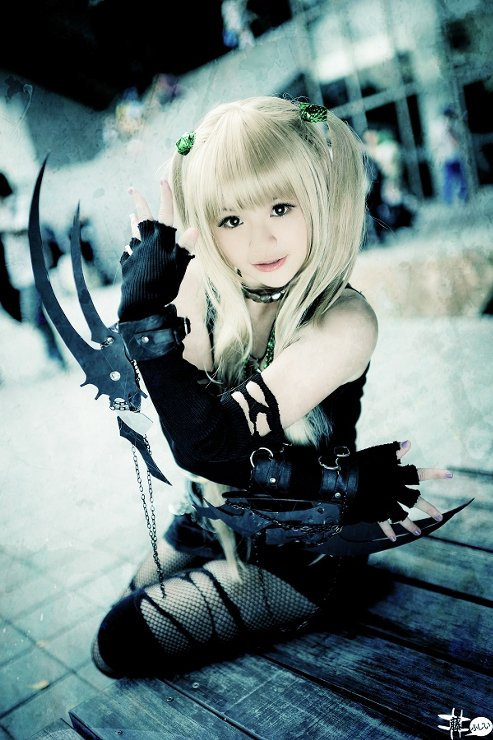 Death Note - Misa Aname