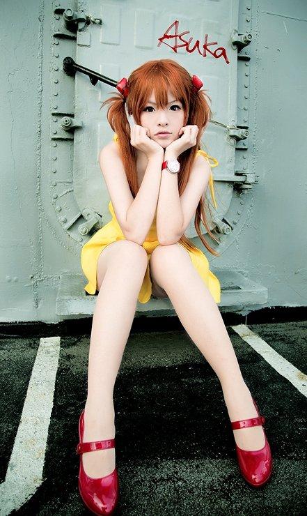 Neon Genesis Evangelion - Asuka Langley Soryo