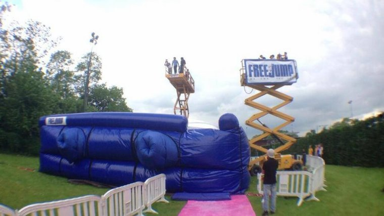 Free Jump :)