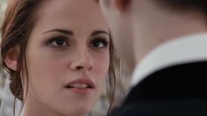 Captures from Breaking Dawn's Part one teaser