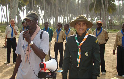 camp régional Ako 2008