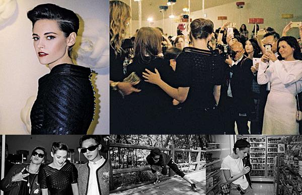 . Photoshoot : Kristen pour le magasine Vanity Fair Italien. ... .