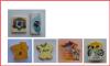 Ma collection Cartes de France et de Corse diverses,Champignons divers,Deudeuches diverses