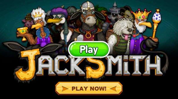 Jacksmith Unblocked