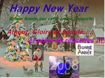 Bonne ann e 2008 javelin throw - Bonne annee dans toutes les langues ...