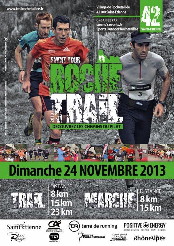TRAIL DE ROCHETAILLEE