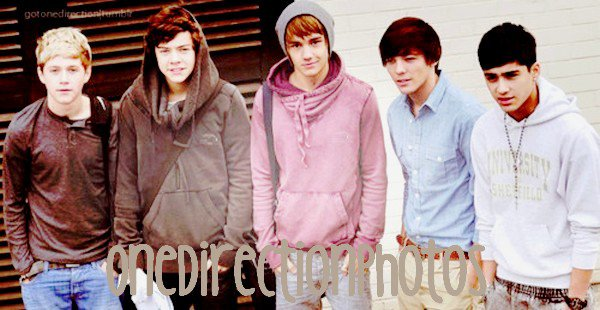 ONE DIRECTION 1.