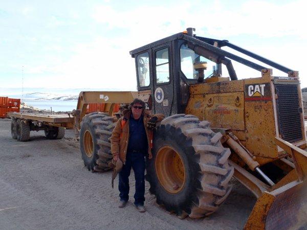 59 – Skidders reconvertis en tracteurs ou compacteurs