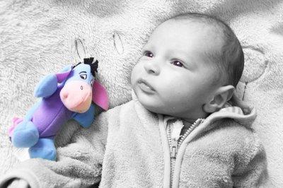 Mon Bebe 1 mois (l) Soan