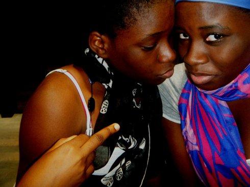ma sOeur and me