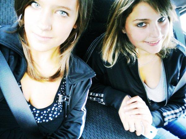 Alyson, c'est ma meilleuree amie ♥