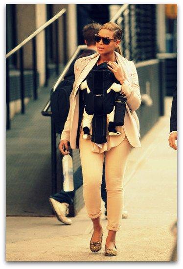 Scoop !! Beyoncé : elle achète des Louboutin à son bébé !