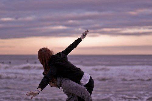 10 ─ Du soleil, une plage... et une danse