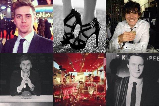 10 ─ Emmy, Hugh, Fra et les mariés