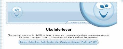 Blog de ukulele4ever page 8 skyblog ukulele tabs cours tout sur le ukul l etc - Tablature le vent nous portera ...